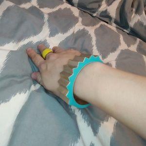 RACHEL Rachel Roy Jewelry - Unique bangle